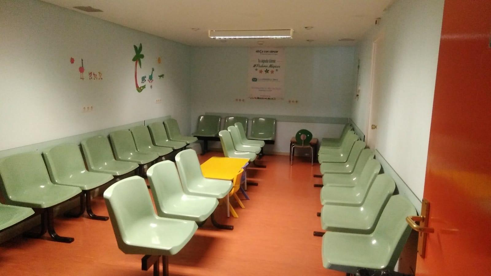 Imagen Sala de Espera Infantil